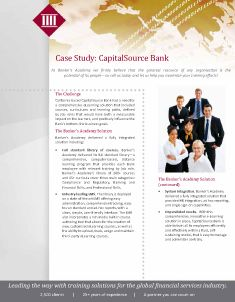 Capital Source Bank